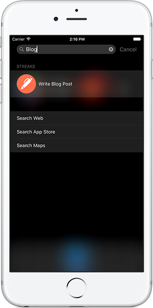 Making Your App Searchable With CoreSpotlight in iOS 9